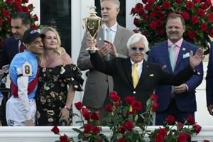New York Racing Association suspends Bob Baffert and his horses ahead of 2021 Belmont Stakes
