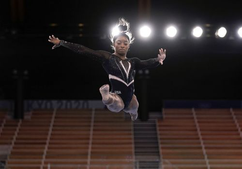 'This can be me': Black participation rising in gymnastics