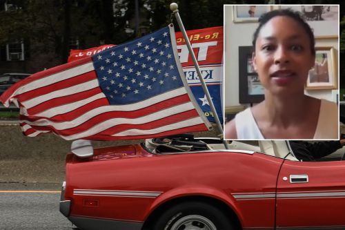 NY Times defends Mara Gray for saying she was 'disturbed' by American flags