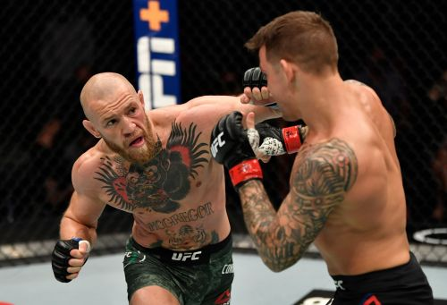 UFC 257 on social media: Poirier gains 520,000 new followers, but McGregor still dominates