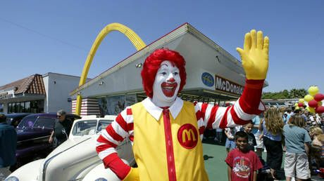 McDonald's & other fast-food giants push pricy meals instead of dollar menus