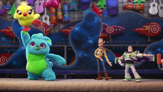 Second 'Toy Story 4' teaser trailer introduces more new toys