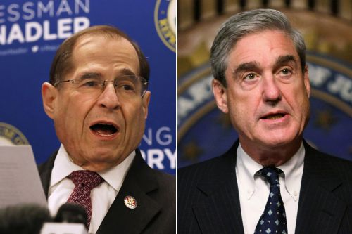 Jerry Nadler subpoenas Justice Department for full Mueller report