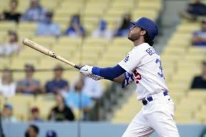 Prolific inning: Dodgers score 11 in 1st against Cardinals