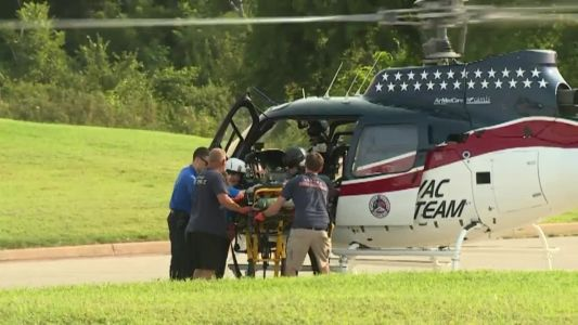 Student stabbed multiple times during first day of school in Oklahoma