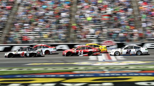 What time does the NASCAR race start today? TV schedule, channel for Texas playoff race