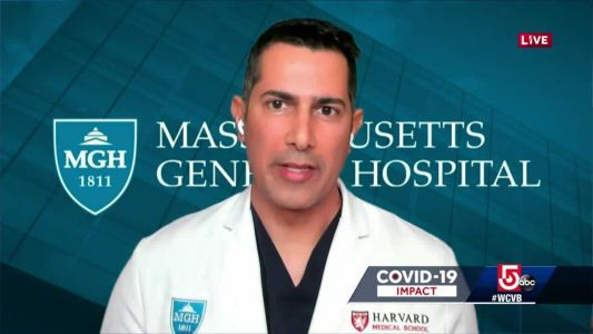 Video: Boston doctor concerned about COVID-19 vaccine hesitancy