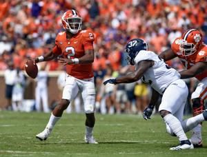 Ex-Clemson starting QB Bryant to leave Tigers after demotion