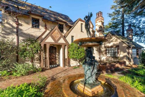 Historic 'Mayor's Mansion' in San Francisco listed at $11.8M