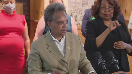 Mayor Lightfoot declares racism a public health crisis in Chicago