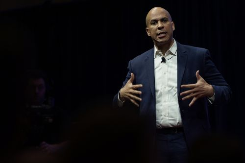 Booker scales back campaign in New Hampshire