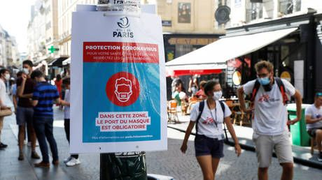 Workplaces main source of coronavirus clusters in France, says top doctor