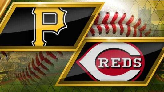 Bauer rocked as Pirates beat Reds 9-8 for three-game sweep