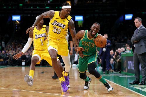 Kemba Walker leads Celtics' rout of Lakers to end his LeBron James pain