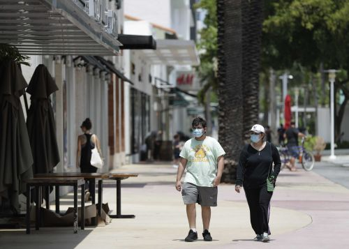 Florida coronavirus: More than 1,200 new cases reported Saturday
