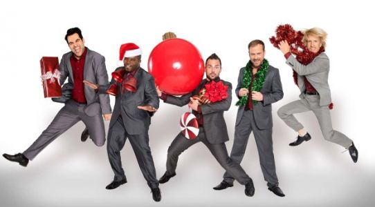 Tune in to holidays with Keb' Mo', Squirrel Nut Zippers, Rockapella