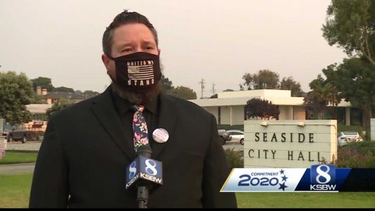 3 candidates compete to be mayor of Seaside
