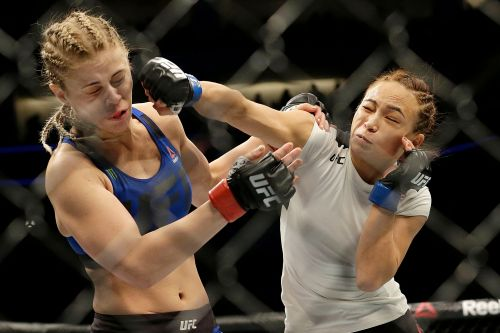 UFC Fight Night: Marina Rodriguez poised to top Michelle Waterson