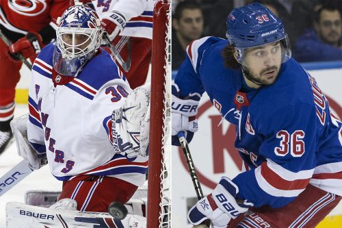 Henrik Lundqvist tells tales of special bond with Zuccarello