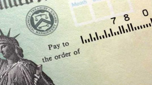 2 million stimulus checks, including 'plus-up' payments, disbursed in latest batch