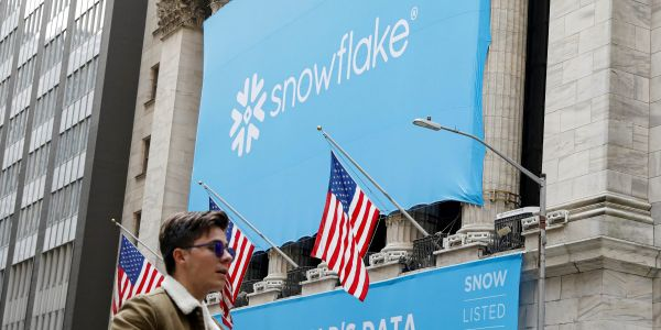 Snowflake's stock can double from here if the cloud-data platform outshines top rival Oracle, strategist says