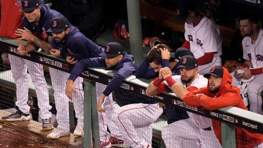 Red Sox fall hard to Astros in Game 5 of ALCS, on brink of elimination