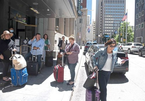 Tourism industry optimistic as post-pandemic travelers fill hotels