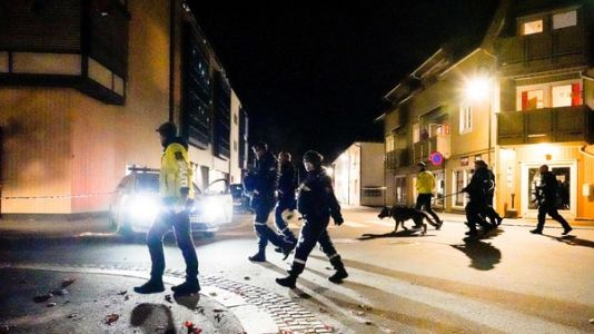 Norwegian authorities say a deadly bow-and-arrow attack appears to be terrorism