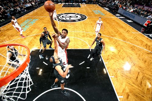 Nets overwhelmed in first game without Caris LeVert