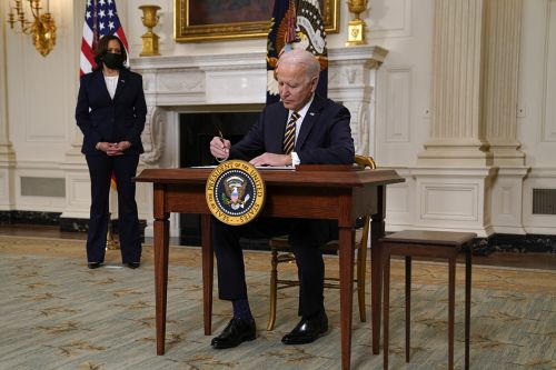 Biden promised a 'fair and humane' immigration overhaul. What he inherited is a mess