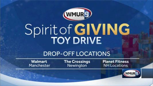 2019 Spirit of Giving toy drive now underway