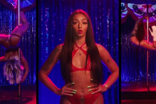 Poll dancing: Ad uses strippers to get out the vote
