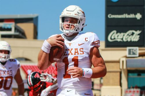 Texas vs. Oklahoma State line, prediction: Sam Ehlinger's Longhorns will cover