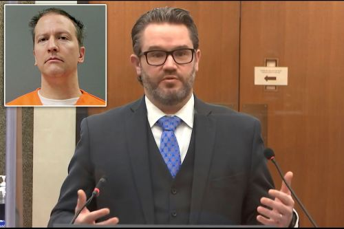 Derek Chauvin requests new trial claiming jury misconduct