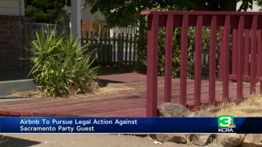 In a first, Airbnb takes legal action against party host after 3 shot