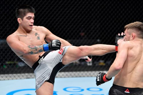 UFC on ESPN 14 rookie report: Grading the newcomers at 'UFC Fight Island'