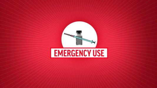 What does emergency use for a COVID-19 vaccine mean?