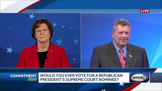 2020 NH U.S. Senate debate: Supreme Court confirmation process
