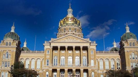 Iowa House reports another positive COVID-19 case