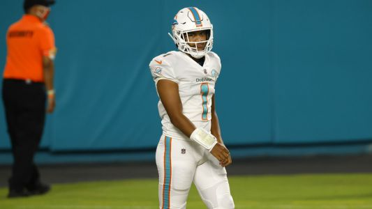Why is Tua Tagovailoa starting? Dolphins bench Ryan Fitzpatrick for rookie QB sooner than expected