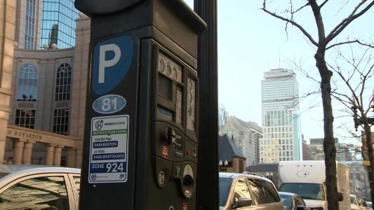 Here's how much more you'll pay to park in Boston starting next week