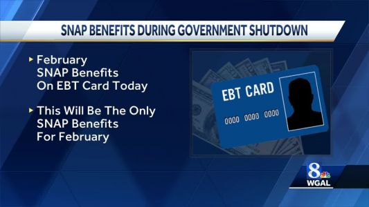 February SNAP benefits released early
