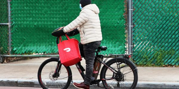 DoorDash, Honest Co., and other recently IPOed stocks tumble amid a broader market sell-off