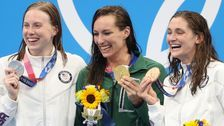 Olympic Swimmer Lilly King Says This 1 American Trait Is 'Bulls**t'