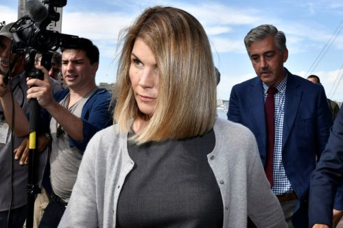 Lori Loughlin officially begins sentence at California federal prison