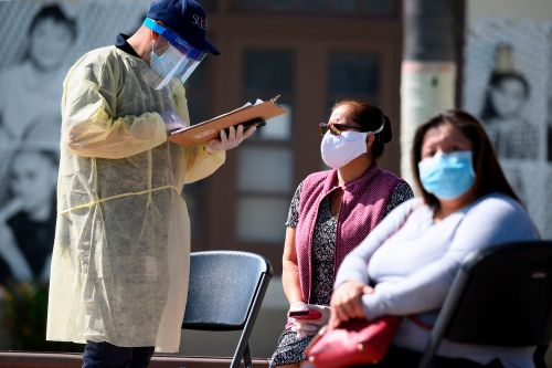 Minorities more likely to test positive for the coronavirus, study finds