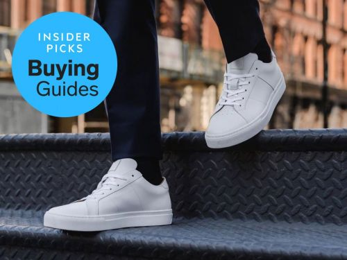 The best white sneakers you can buy