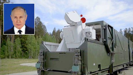 Putin says Russia developing high-tech nuclear & laser weapons, warning 'provocateurs' will regret crossing country's red lines