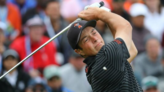 U.S. Open 2019: Amateur Viktor Hovland breaks Jack Nicklaus' record
