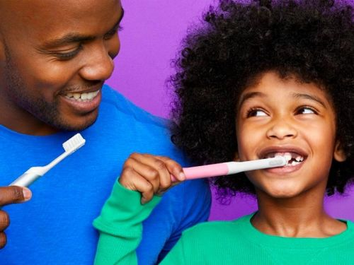 Popular oral-care startup Quip has a new $25 electric toothbrush for kids - here's what it looks like and how it's different